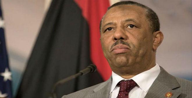 ليبيا: رئيس الحكومة المؤقتة يتراجع عن الاستقالة