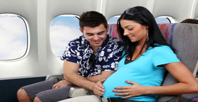 6 نصائح للمرأة الحامل أثناء السفر