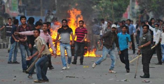 تصاعد الاحتجاجات في فلسطين عقب مقتل الرضيع علي الدوبشه