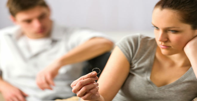 10 دروس تتعلمها من تجربة الطلاق