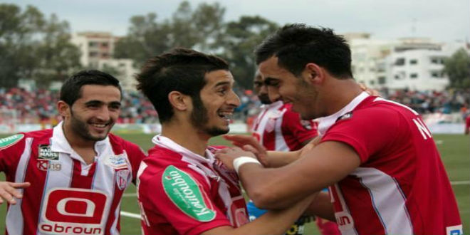 3 لاعبين غائبين عن المغرب التطواني أمام الهلال