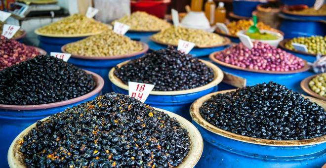 عكس ما تم ترويجه..زيتون المغرب مازال حاضرا في الأسواق الأمريكية
