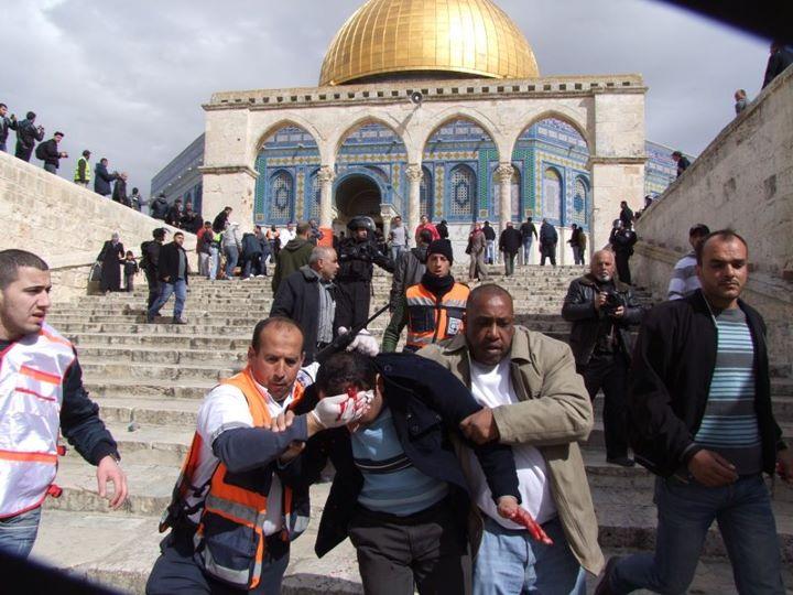 المغرب يُدين بشدة اقتحام القوات الإسرائيلية للمسجد الأقصى
