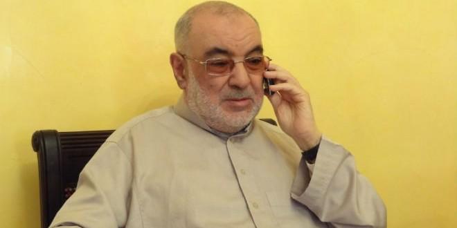 الشيخ عبد الباري الزمزمي يصاب بوعكة صحية  وحالته مستقرة