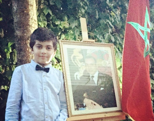 بأوامر ملكية.. الطفل السوري حيدر سيلتحق بوالده في المغرب