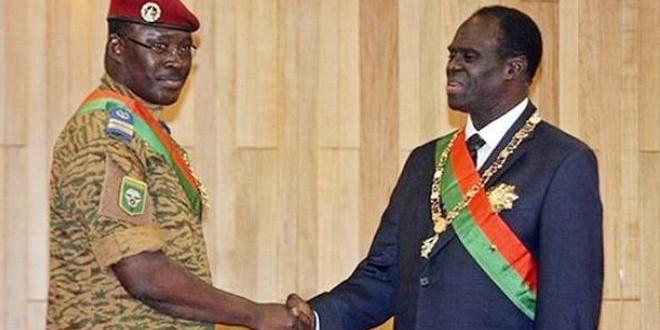 رئيس بوركينا فاسو