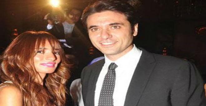 فصل جديد من قصة زينة وأحمد عز!!