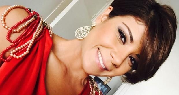 عارضة الأزياء ليلى الحديوي تتعرض للسرقة في الدار البيضاء !!