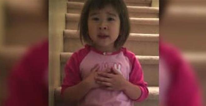 بالفيديو.. طفلة تعلم والدتها كيف تتصرّف بعد الطلاق