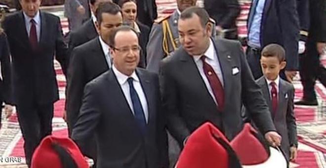 المغرب وفرنسا يفتحان صفحة جديدة في ملف علاقاتهما التاريخية