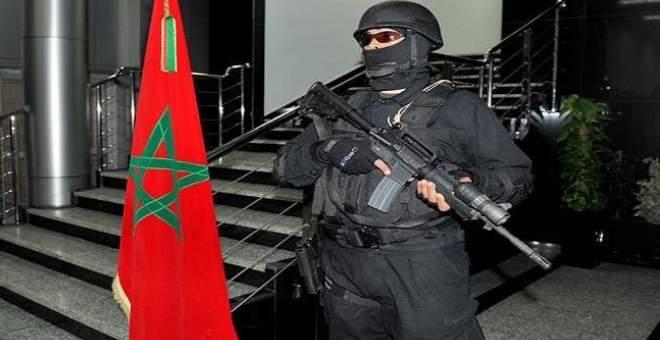 تفكيك خلية إرهابية كانت تستهدف المس الخطير بأمن المملكة المغربية