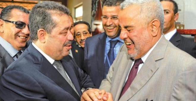 شباط بعد انهزامه في فاس :