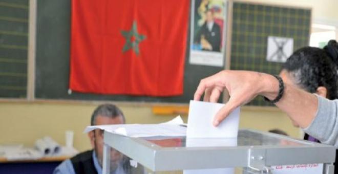 اقتحام مكتب التصويت وتكسير صندوق الاقتراع في الرحامنة