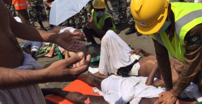 حادثة منى..ارتفاع عدد الضحايا في تدافع للحجاج