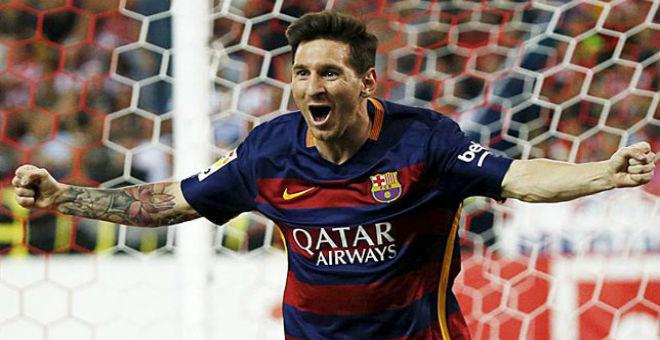 ميسي يمنح برشلونة فوزا ثمينا على أرسنال في دوري الأبطال