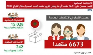 نساء الانتخابات