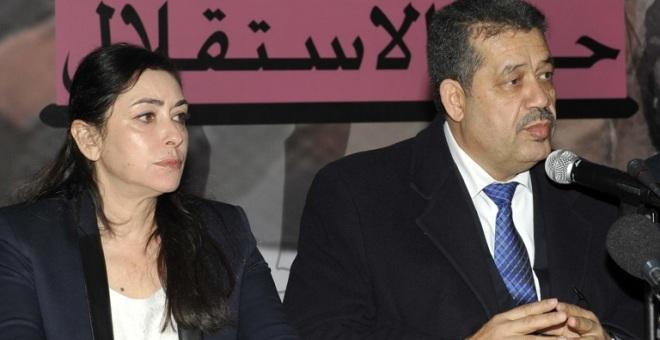 بعد هزيمة شباط في فاس ..ياسمينة بادو تندحر  في الدار البيضاء