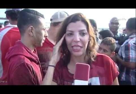 لطيفة أحرار تدرف الدموع تضامنا مع الطفل السوري الغريق