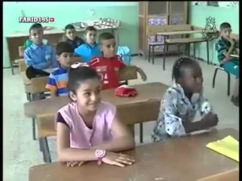 تصريح طريف من طفل جزائري حول الدخول المدرسي و الحرارة