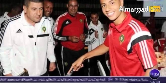 مستور : الوداد الرياضي هو فريقي المفضل في المغرب