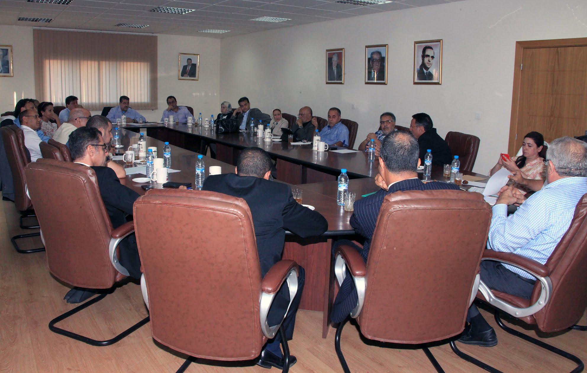 تصريح عبد الله البقالي حول اجتماع اللجنة التنفيذية ل