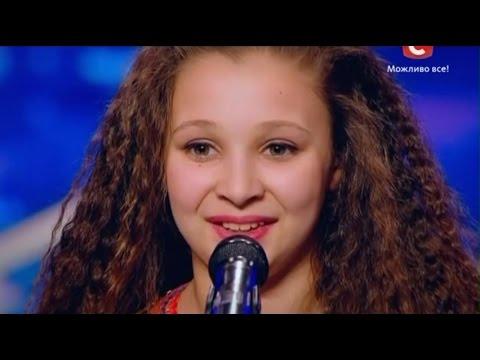 طفلة مغربية تذهل حكام برنامج المواهب الأوكراني