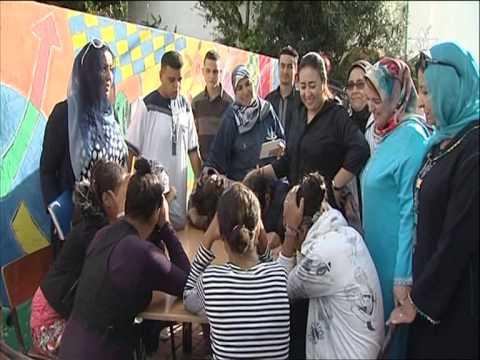 شاهد كيف مرت أجواء العيد بمركز حماية الطفولة