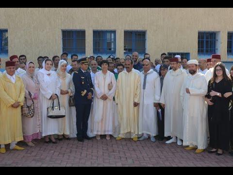 شاهد كيف شارك البطل العالمي بدر هاري السجناء فرحة العيد