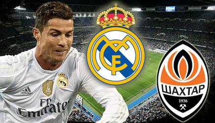 بث مباشر لمباراة ريال مدريد وشاختار دونيتسك