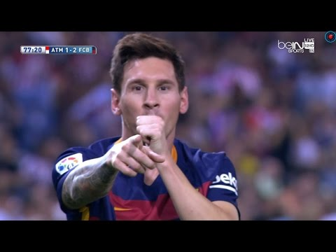أهداف برشلونة 2-1 أتليتيكو مدريد