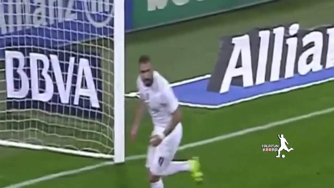 ريال مدريد واتلتيك بلباو 2-1