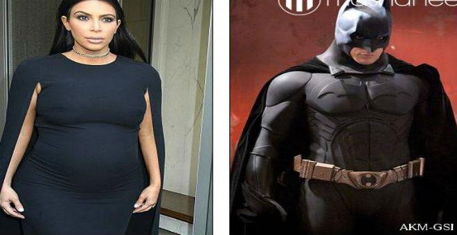 إطلالة باتمان تعرض كيم كاردشيان للسخرية
