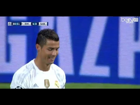 ريال مدريد وشاختار  4-0