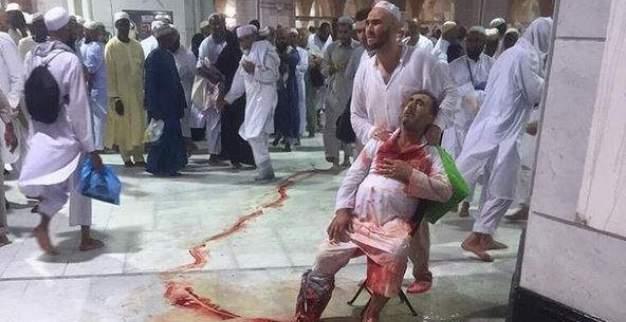 حصيلة انهيار رافعة مكة: 62 قتيلا و30 جريحا