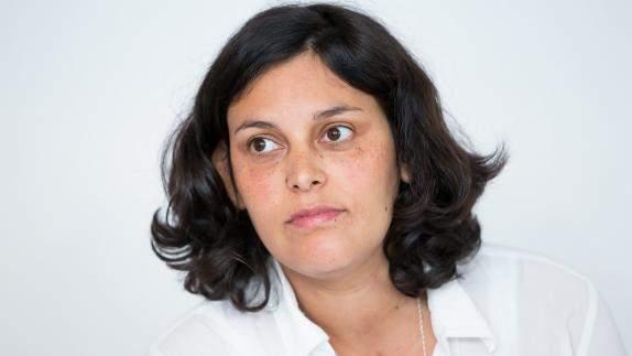 هولاند يعين المغربية مريم الخمري وزيرة للشغل