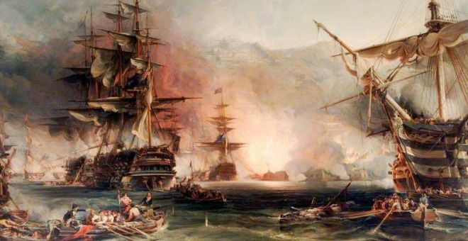 المغاربة والجهاد البحري ضد الصليبيين