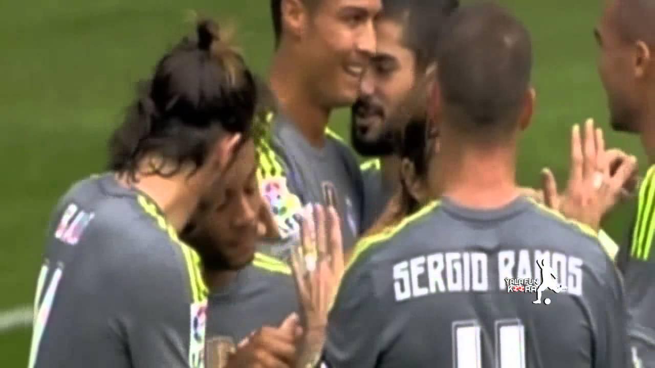 أهداف ريال مدريد على اسبانيول 6-0