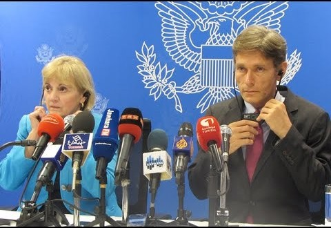 أمريكا تنفي خبر إنشاء قاعدة عسكرية في تونس