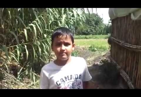 طريف جدا.. شاهد ماذا قال طفل مغربي عن الإنتخابات