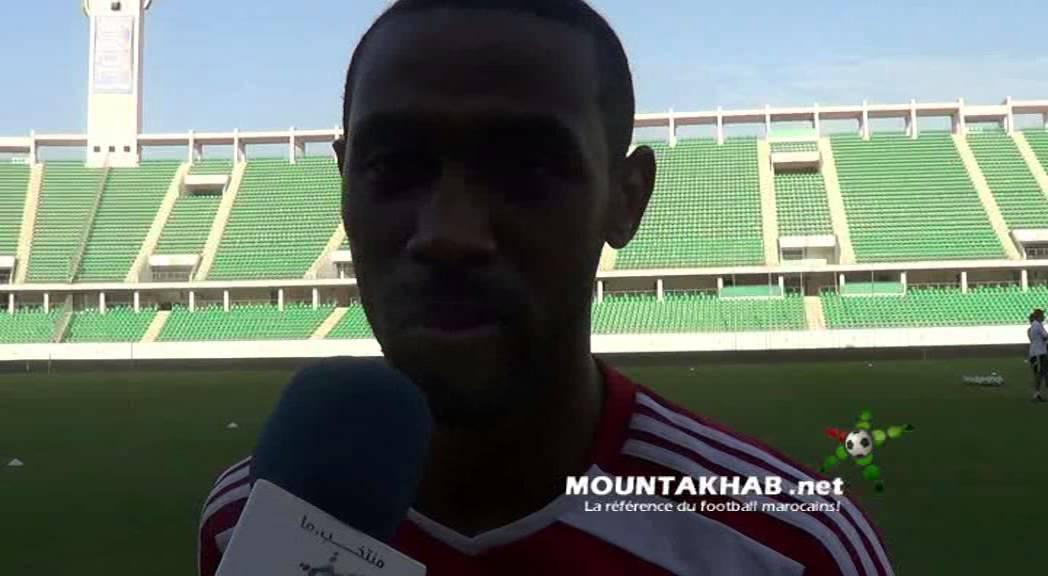 ياجور يتحدث عن مباراة المغرب وساوتومي