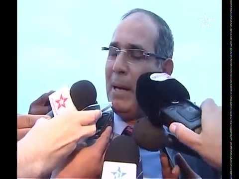 تصريح الناخب الوطني الزاكي و اللاعبين بعد الفوز على ساوتومي