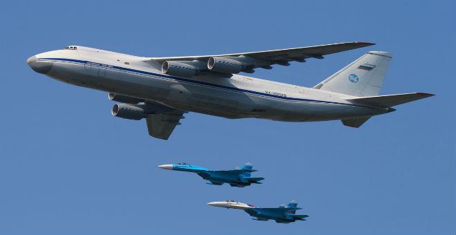 طائرات روسية في سوريا وواشنطن قلقة من تدخل موسكو عسكريا