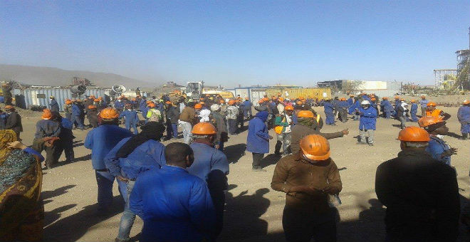 موريتانيا: التكتل يساند عمال