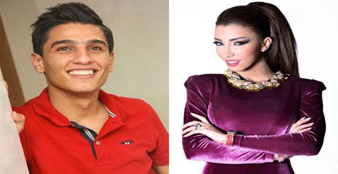 دنيا بطمة تهاجم محمد عساف..والسبب!!