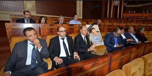 برلمانيون مهددون بفقدان أجورهم وصفتهم البرلمانية!
