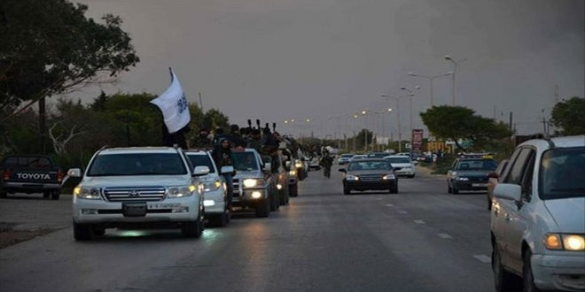 Derna fighters