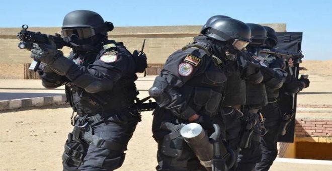 مقتل 12 مكسيكيا بالخطأ على يد القوات المصرية