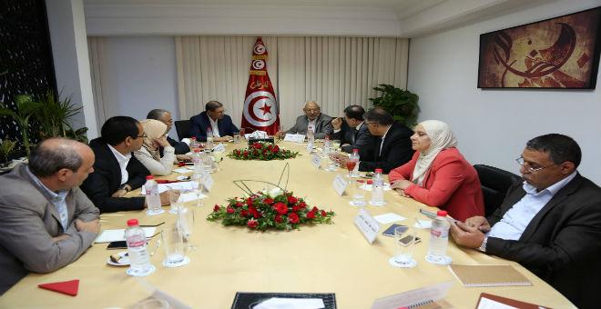 تونس: النهضة تدافع عن قانون المصالحة وتدعو لمزيد من الحوار