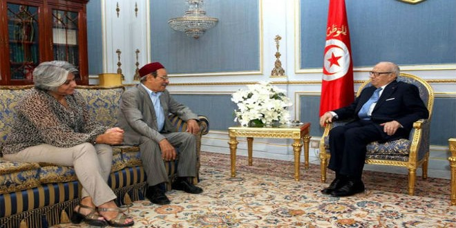 Essebsi Famille Belaid