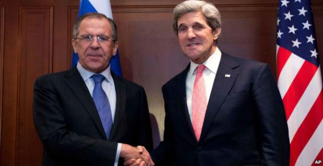 موسكو وواشنطن مستعدتان للتعاون بشأن الملف السوري